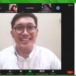 Virtual Talk Sastra Inggris Universitas Teknokrat Gelar Seminar Undang Editor Sastra dari Gramedia