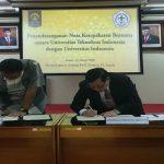 Tingkatkan Pendidikan dan Penelitian, Universitas Teknokrat Jalin Kerjasama dengan Universitas Indonesia