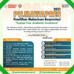 Pemilihan Mahasiswa Berprestasi (PILMAWAPRES) 2021