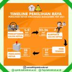 Pemilihan Raya (PEMIRA) Fakultas Sastra dan Ilmu Pendidikan